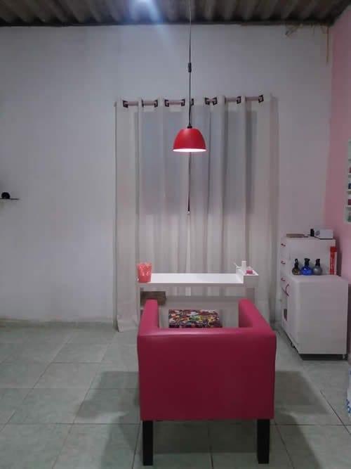 decoração para esmalteria simples
